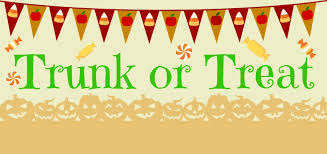 trunk or treat candy clipart.  Clipart Trunk Or Treat October 31 From 68pm In Or Treat Candy Clipart