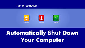 Turn Off Computer How To Automatically Shut Down Your Computer At A Specified Time