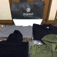 ナノ ユニバース 福袋
