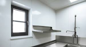 commercial kitchen pvc wall cladding
