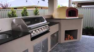 Outdoor Kitchen Australia Alfresco Outdoor Kitchen Cabinets By Infresco In Perth Western