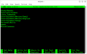 How To Create A Directory How To Create Directories From A Text File In Linux Ostechnix