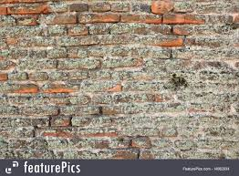 very old brick wall royalty free stock image