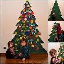Felt Christmas Tree  Christmas Tree Holidays And CraftChristmas Tree Kids