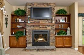 fireplaces with bookshelves fireplace mantel