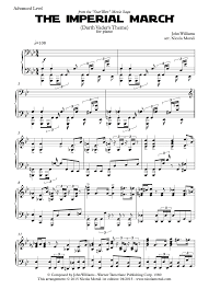 ‹ curious overture (piano sheet music). The Imperial March Star Wars Sheet Music For Piano Pdf Document