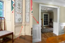 Home Decoration  To Install Chair Rail Moulding Little Modern Chair Rail Moulding