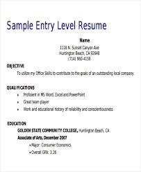 Entry Level Sales Associate Resumes 18 Sales Resume Templates In Pdf Free Premium Templates