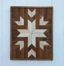 reclaimed lath wall. reclaimed wood wall art, decor, quilt block design, lath star, v