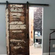 sliding barn doors for bathroom. rustic sliding barn door opens to bathroom doors for