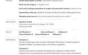 Resume:Best ...