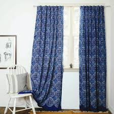Navy Blue Bedroom Curtains Bedroom Blue Duck Egg Grommet Top Curtains And Polished Chorme