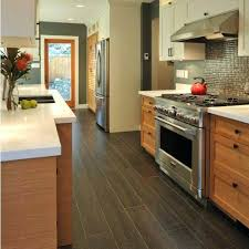 wood tile flooring in kitchen. Unique Wood Kitchen Tile Floor Wood Flooring In Modern Inside   In Wood Tile Flooring Kitchen D