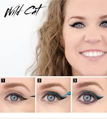 wild cat sephora eye makeup tutorial bmodish