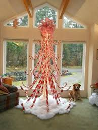 large candy cane decorations outdoors hand crafted candy cane tree large candy cane outdoor decoration
