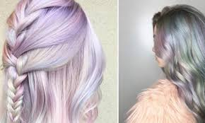 Opal Hair Is The Latest Color