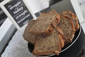 Banana Cake At Booster Coffee Bali Picture Of Booster Coffee Bali