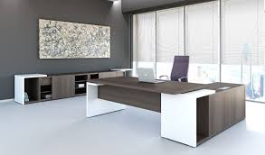 modern office table design. Collection In Modern Executive Office Desk Lovely Table Design U