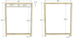 standard door merements size of closet for bedroom standard standard door handle height australia