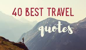 Quotes for travel 100 Best Travel Quotes Staheekum 30