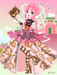 ever after high throneing c a cupid dress up game