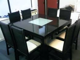 dining table with 8 chair top dining table seats 8 chairs room amazing dark oak dining table and 8 chairs