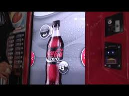 Coke Zero Vending Machine Magnificent Coca Cola Interactive Vending MAchine Ezeiza YouTube