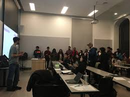 Uw Students Huddle On Friday Evenings To Practice Ux Skills