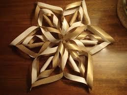 paper snowflakes 3d crafty nerdy nurse 3d paper snowflake