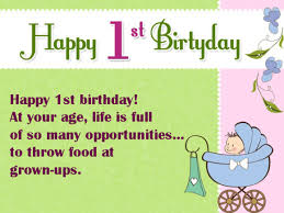 40st Birthday Quotes First Birthday Messages For Baby Girl Or Boy Fascinating First Birthday Quotes