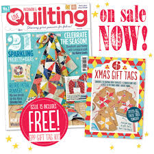 FREE gift tags EPP kit with Love Patchwork & Quilting magazine ... & FREE gift tags EPP kit with Love Patchwork & Quilting magazine issue 15 Adamdwight.com