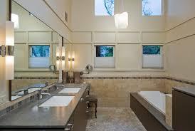 lighting in the bathroom. contemporary lighting contemporary bathroom by hughes studio architects inside lighting in the o
