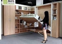 queen wall bed desk. Smart Space Saving Wall Bed Murphy With Bookshelf\u0026desk Queen/king Queen Desk F