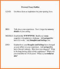 personal essay template essay checklist personal essay template personal essay outline template jpg