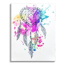 Dream Catcher Definition Dreamcatcher Wall Canvas Products Pinterest Wall canvas 93