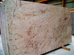 india ivory brown granite slablow from china