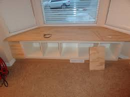 Diy Built In Storage Ana White Built In Storage Bench Diy Gallery With Kitchen Images