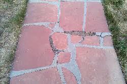 flagstone patio joint repair. flagstone patio joint repair