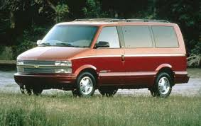 1997 Chevrolet Astro - Information and photos - ZombieDrive