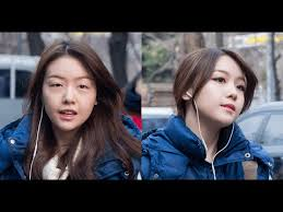 18 kpop star without and with makeup s edition
