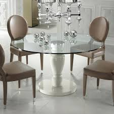 oak and glass dining table rate this oak and glass round dining table round glass top