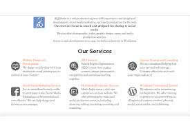 Westchester Web Design Jbq Media Web Design Seo Services And Media Production