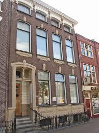 Herenhuis In Eclectische Stijl In Groningen Monument