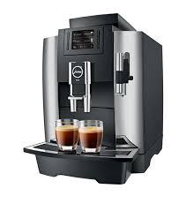 Jura WE8 Chrome Coffee Machine