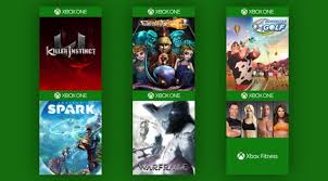 the best free games on the xbox one