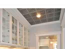 kitchen ceiling tiles glue up