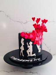 Cake Art Design Rouse Hill Engagement Cakes
