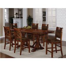Austin Hills Dining Counter Height Table & 4 Chairs 1288T