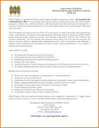 cover letter human rights officer related post of cover letter human rights officer