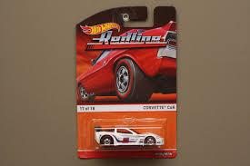 Hot Wheels 2015 Heritage Redline Corvette C6R